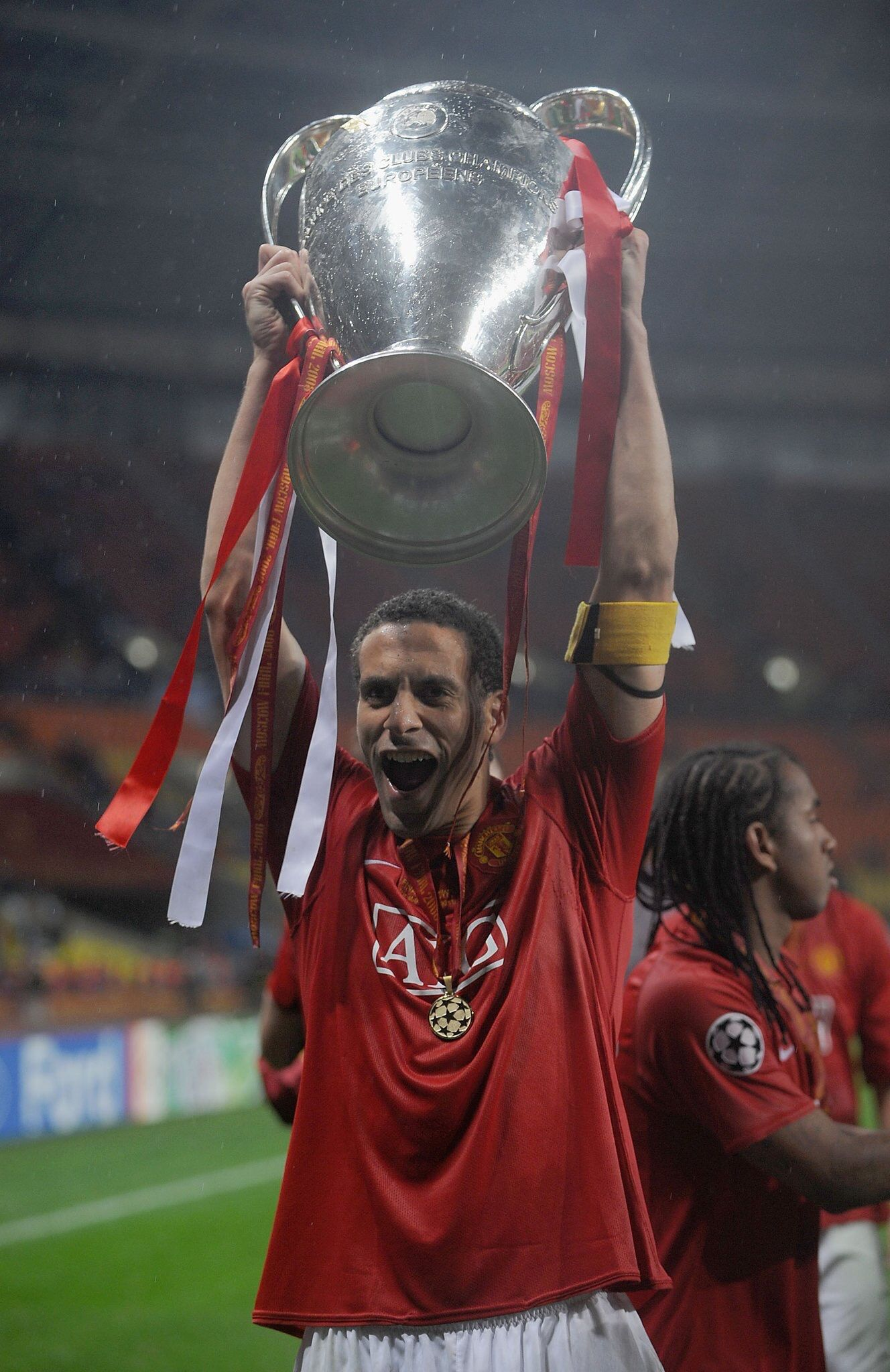 Happy 40th Birthday Rio Ferdinand   Premier League      Champions League League Cup