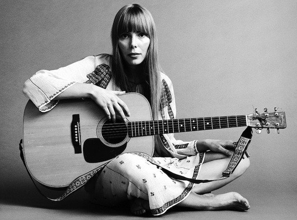Happy 75th birthday to the legendary and inspirational Joni Mitchell.