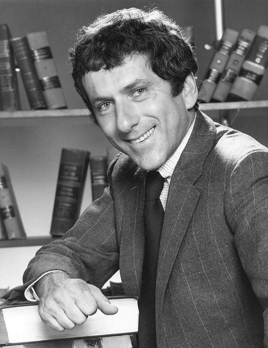 Happy birthday to Barry Newman