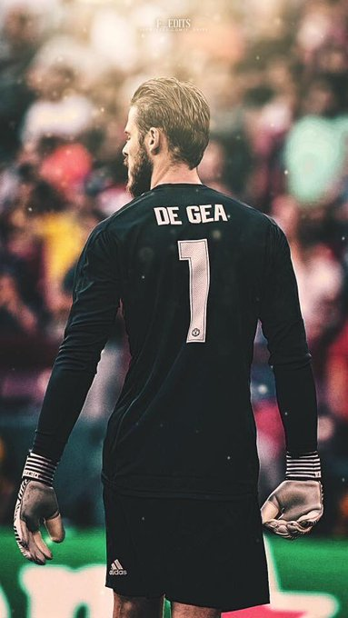 Happy birthday to the best goalkeeper in the world, David De Gea!