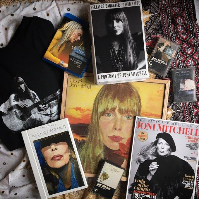 Happy Birthday, Joni Mitchell