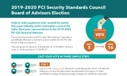 test Twitter Media - Board of Advisors represents PCI SSC Participating Organizations worldwide to ensure global industry involvement in the development of PCI Security Standards. Submit your vote today: https://t.co/TXy9eVdBFF https://t.co/UKY6BOIFzc