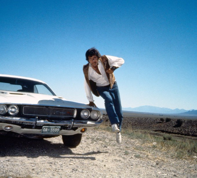 Happy birthday! Vanishing Point star Barry Newman was born on this day in 1938.