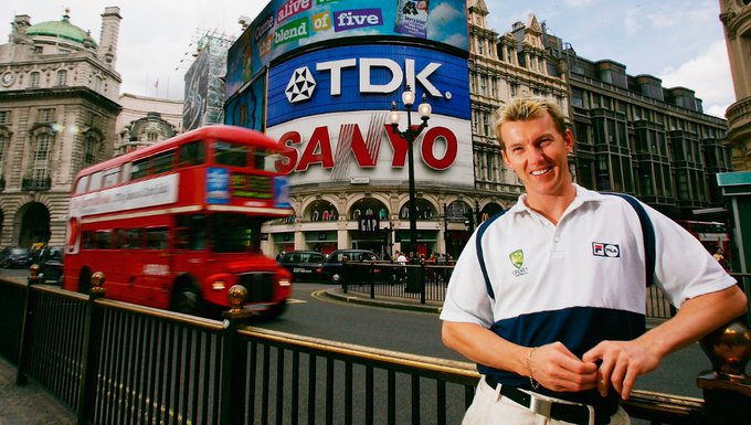 322 internationals  718 wickets 161.1km/h delivery Right arm \fast\ Happy birthday, Brett Lee.