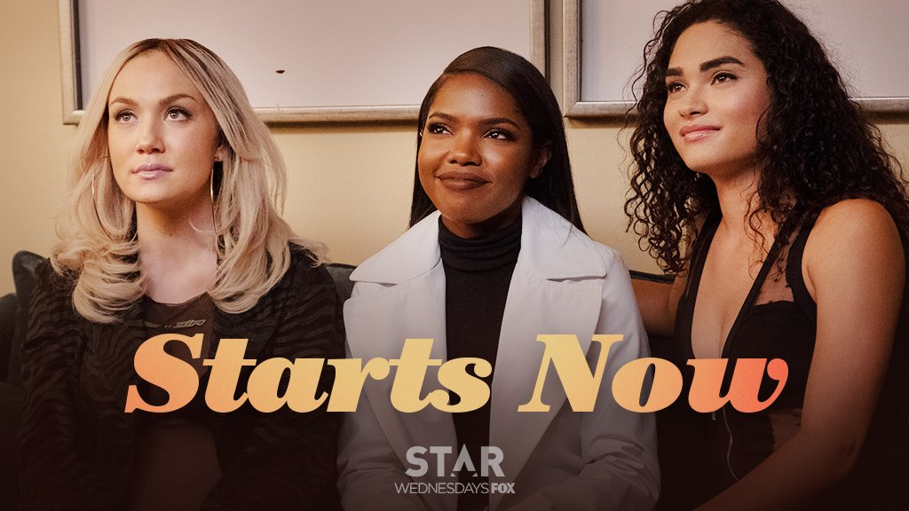 Find out what trouble the girls get into without Carlotta — #STAR begins now! https://t.co/ReVLK35d9S