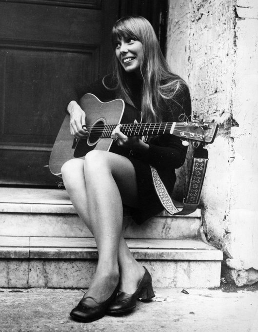 Happy 75th birthday to the eternal Joni Mitchell