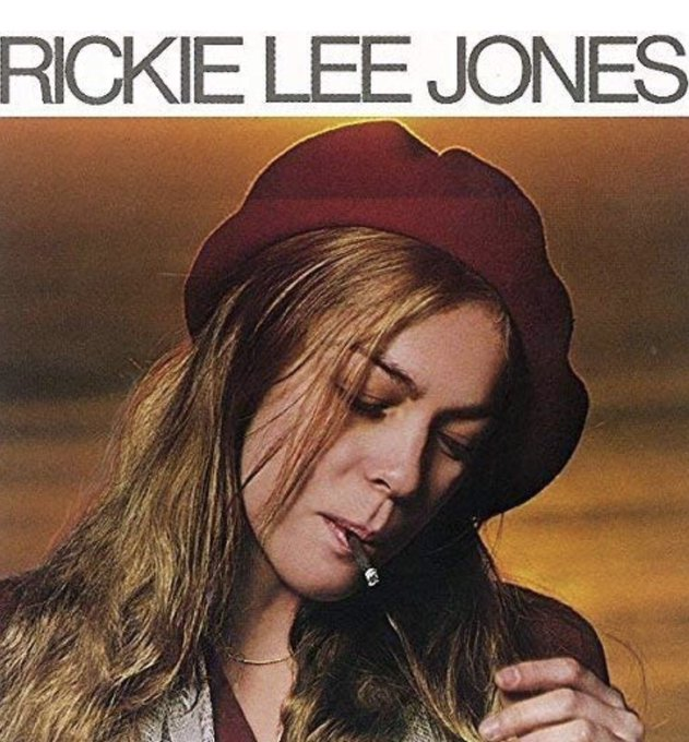 Happy Birthday Rickie Lee Jones