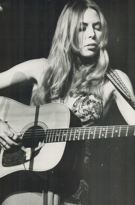 Happy 75th Birthday to Joni Mitchell! (shown here in a photo from 1974)