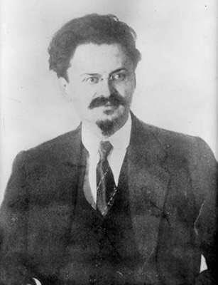 Happy Birthday Leon Trotsky and Yunjin Kim