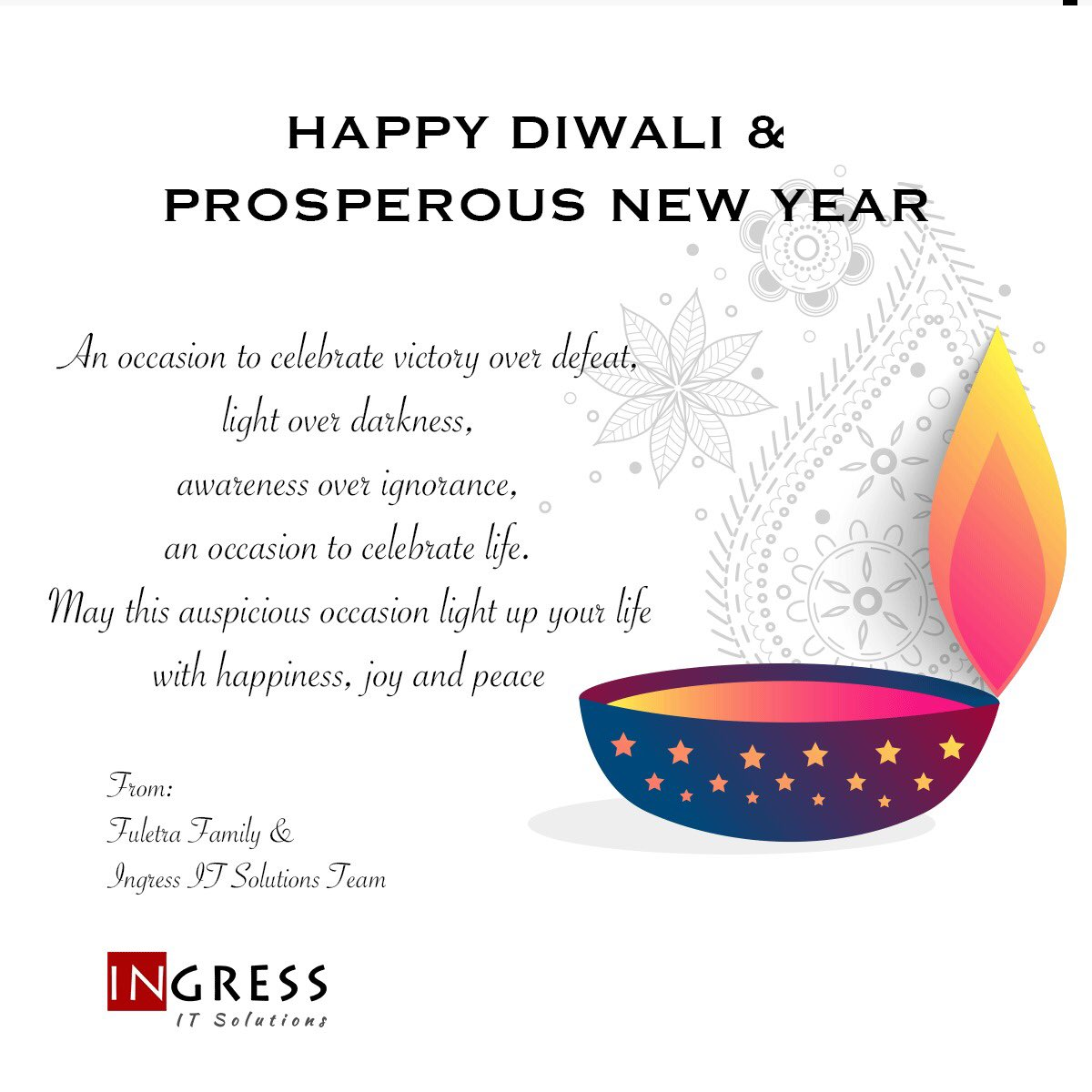 @IngressIT wishes you all a vey Happy Diwali https://t.co/CdiNNOoXzx