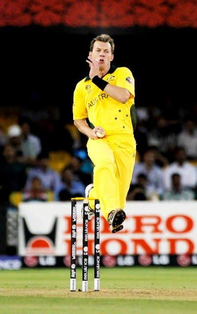 Happy Birthday Brett Lee   Anyone can\t replace your pace Bowling and style