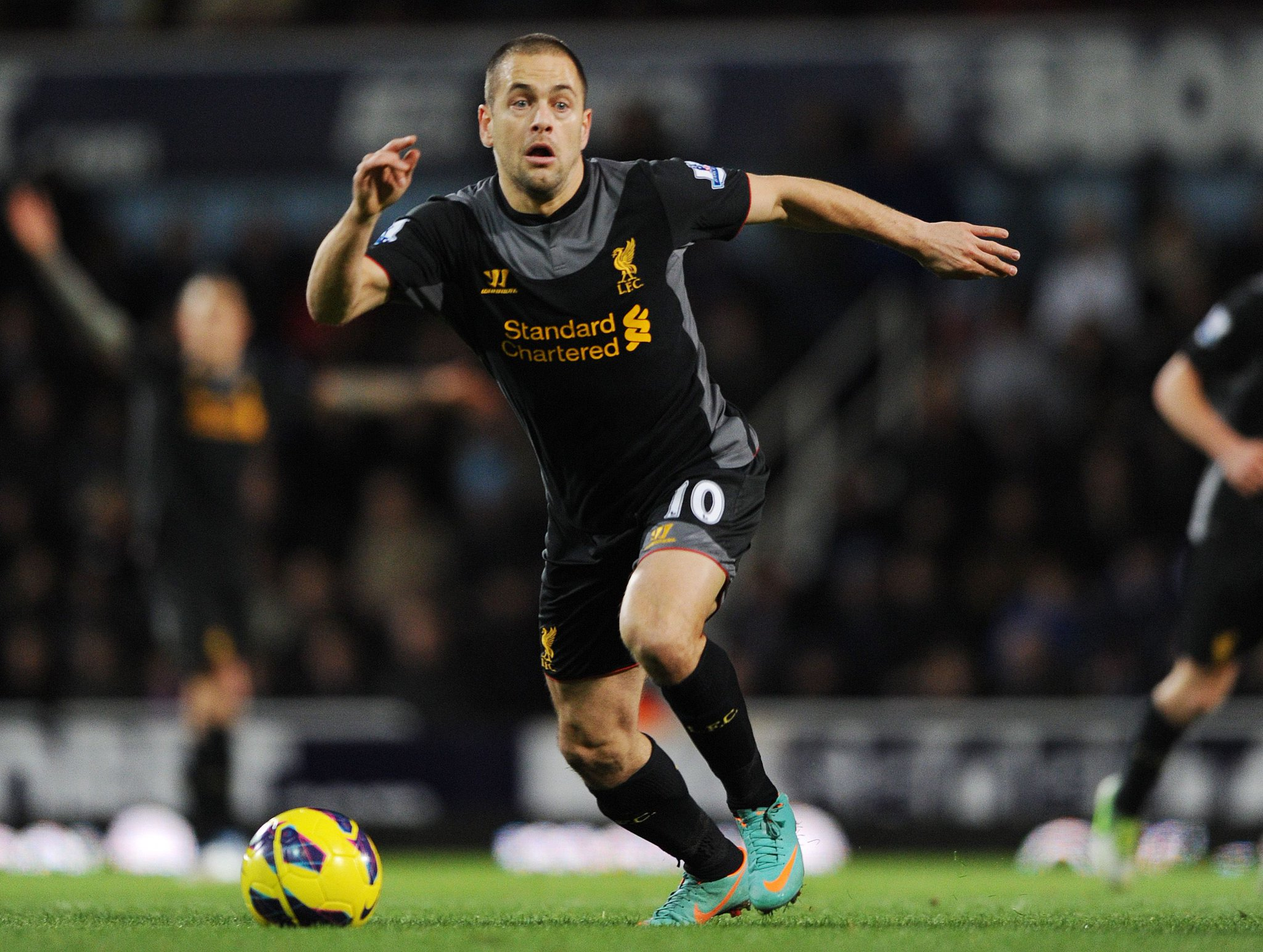 Happy Birthday Joe Cole! 42 Appearances  5 Goals    And that\s about it....
