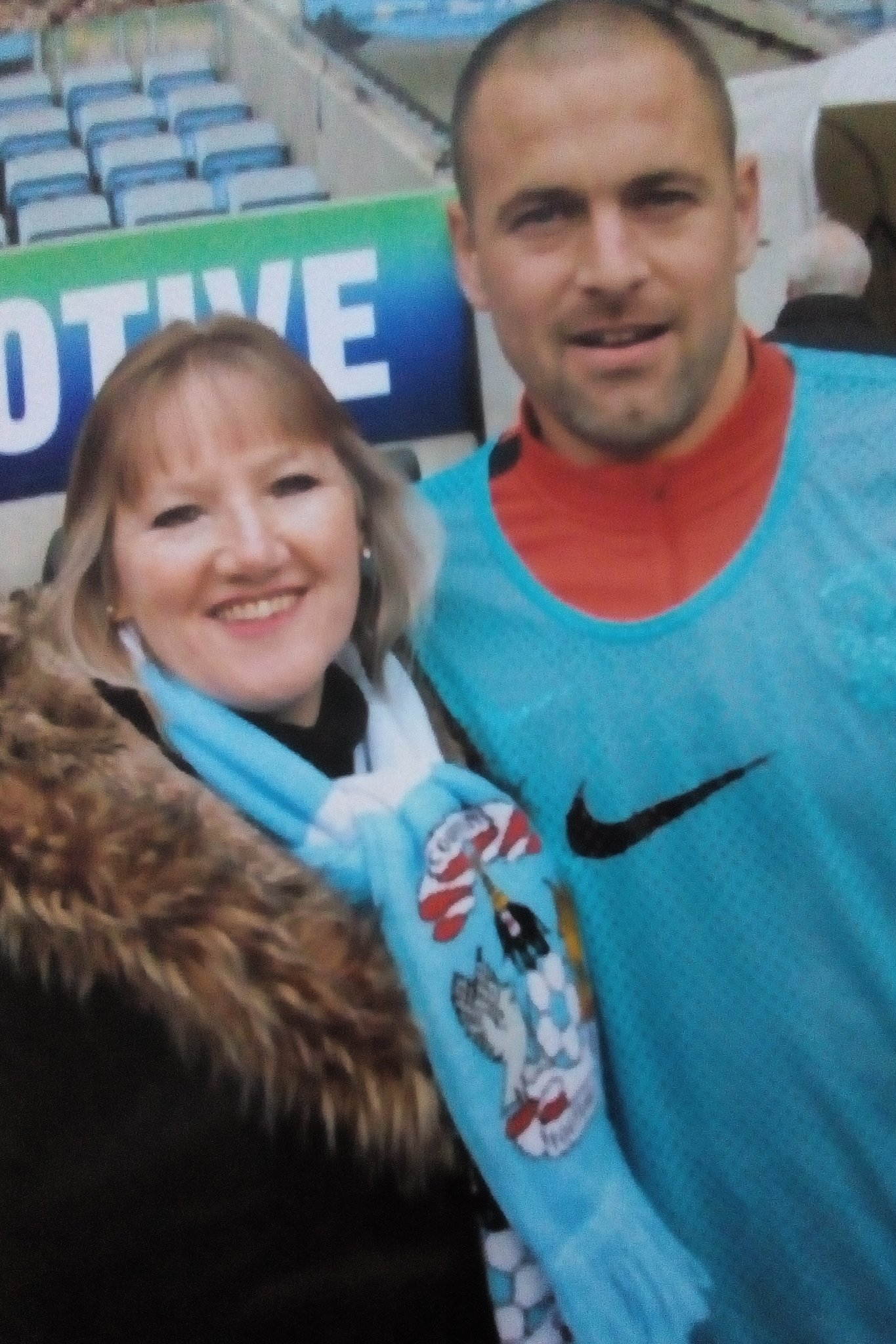 Me and hubby would like to wish former player Joe cole a very happy 37th birthday.xx