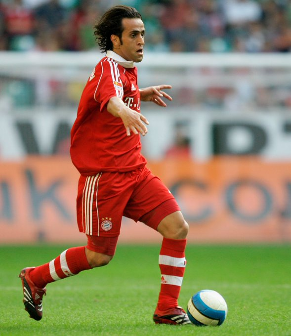 4 0 - Happy Birthday, Ex Star Ali Karimi