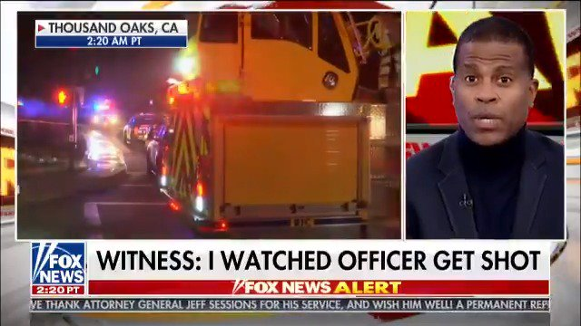 """Pastor Dimas Salaberrios on California shooting: """"My immediate thoughts go out to the families. Because what's happening now is they're making phone calls. They're calling family members. They're probably not reaching them."""" @FoxFriendsFirst"""