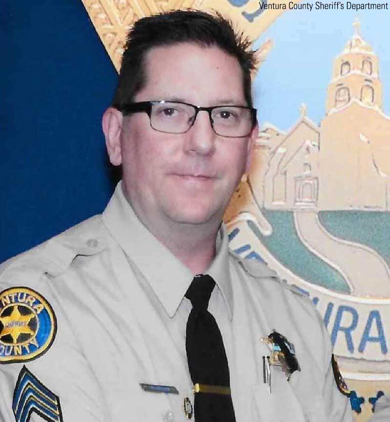 Sgt. Ron Helus was fatally shot when he responded to the mass shooting on Nov. 7 at a bar in Thousand Oaks, California. He was among 12 killed at the Borderline Bar & Grill.