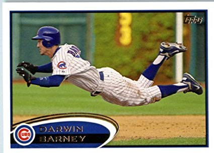 Happy 33rd birthday to Darwin Barney! Darwin played parts of five seasons for the Cubs from 2010-2014.