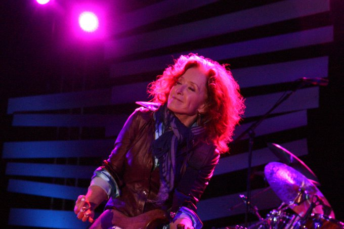 Happy Birthday to the one and only, Bonnie Raitt!