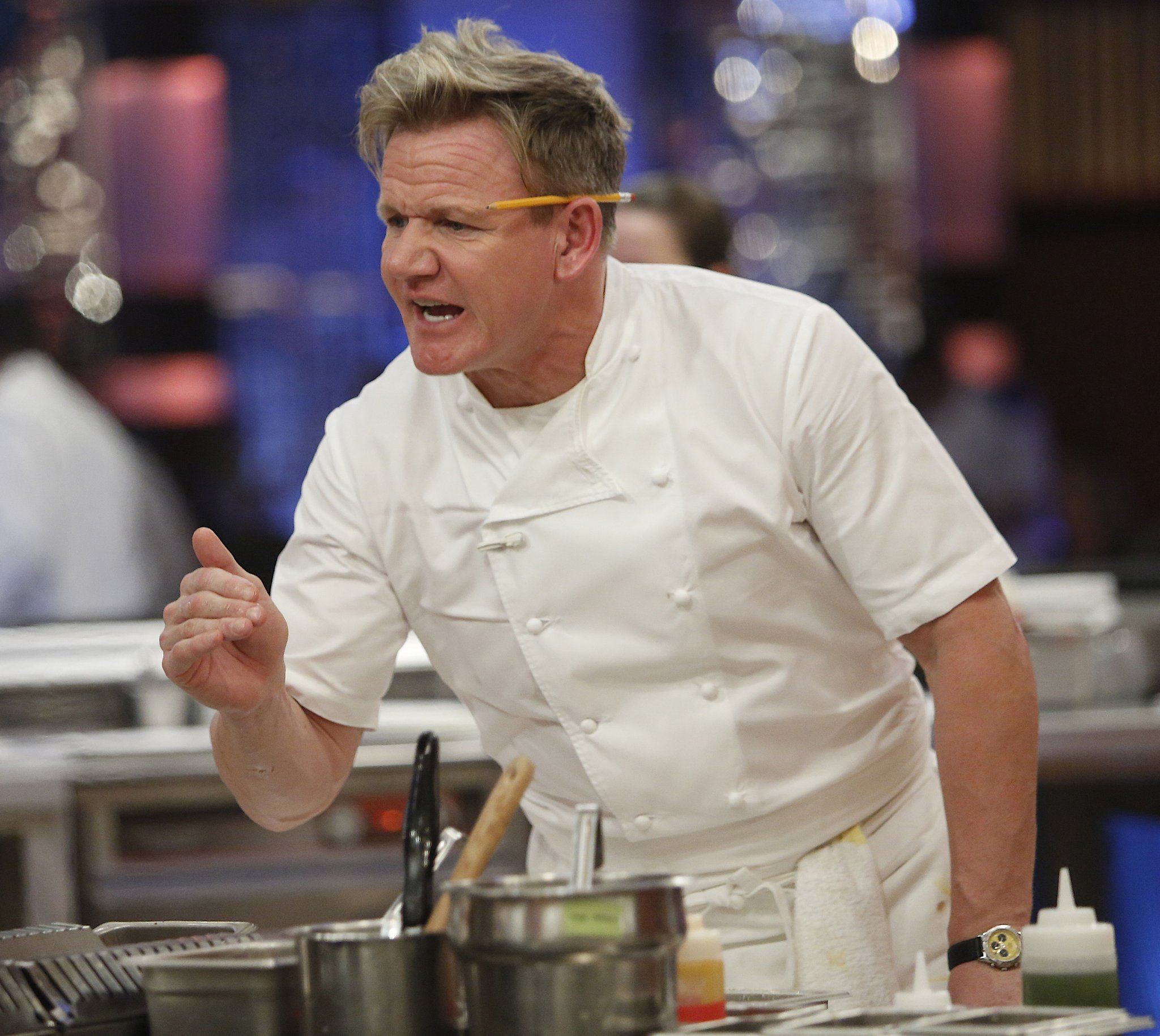 Happy Birthday Gordon Ramsay! 52 today! - KC