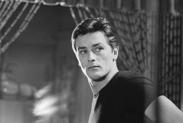 Happy birthday Alain Delon!!