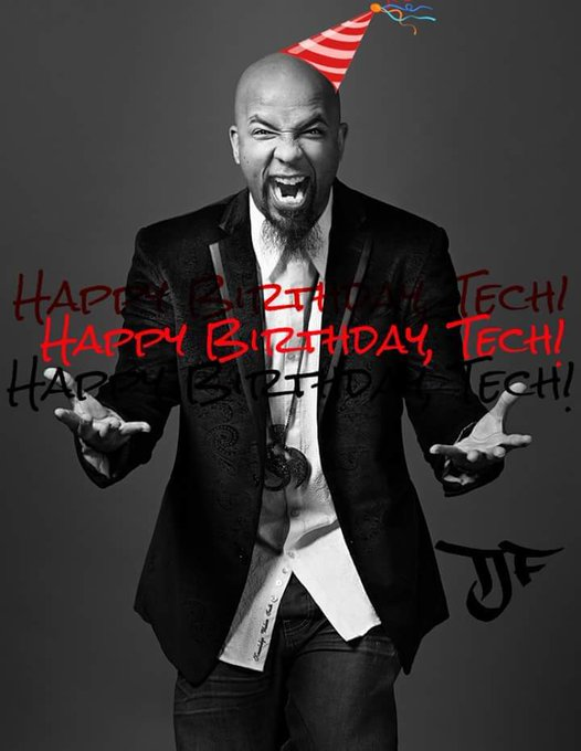 super old photo, but happy birthday Tech N9ne!