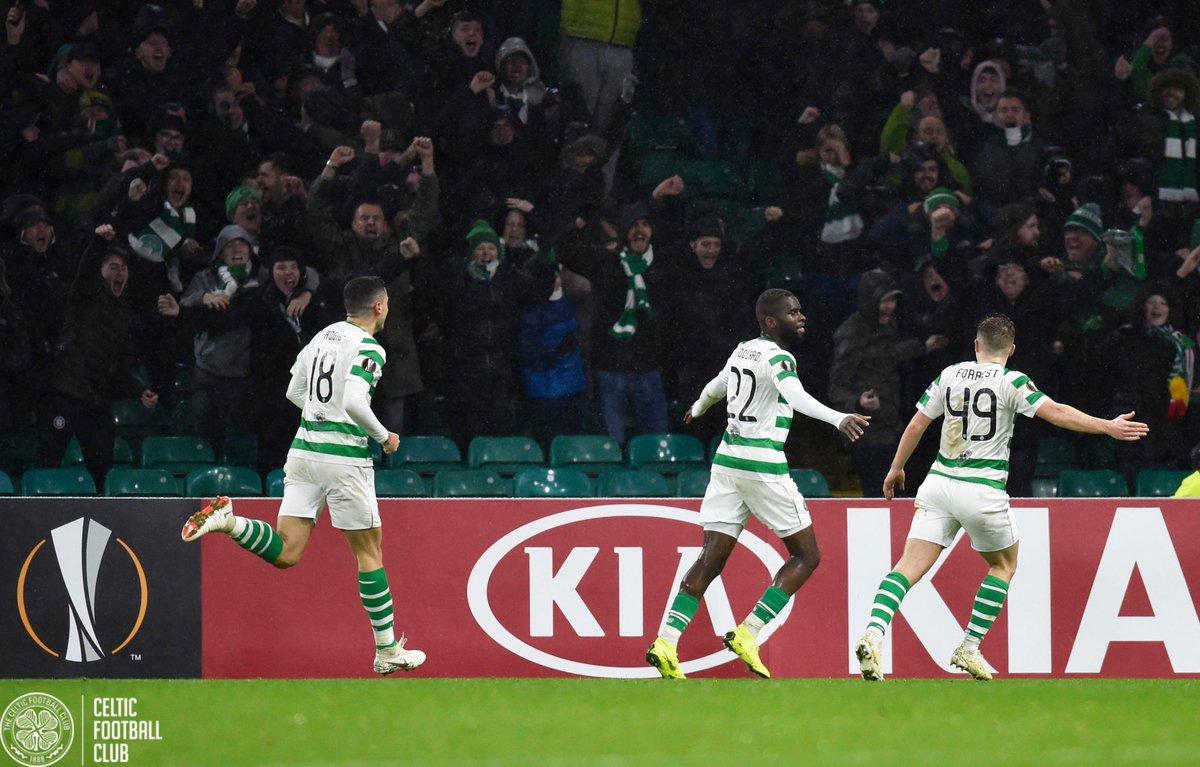 RT @CelticFC: ...and breathe! 😅  Enjoy that, Celts? 🍀 #CELRBL #UEL https://t.co/R4qExP3zix