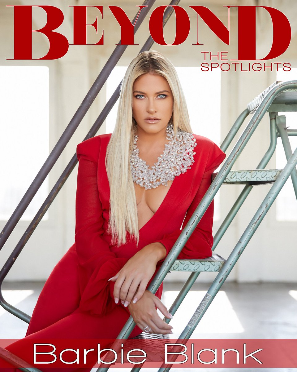 RT @KellysLIVin: Loved this photoshoot! ????❤️@TheBarbieBlank https://t.co/Nf8nQFyujz