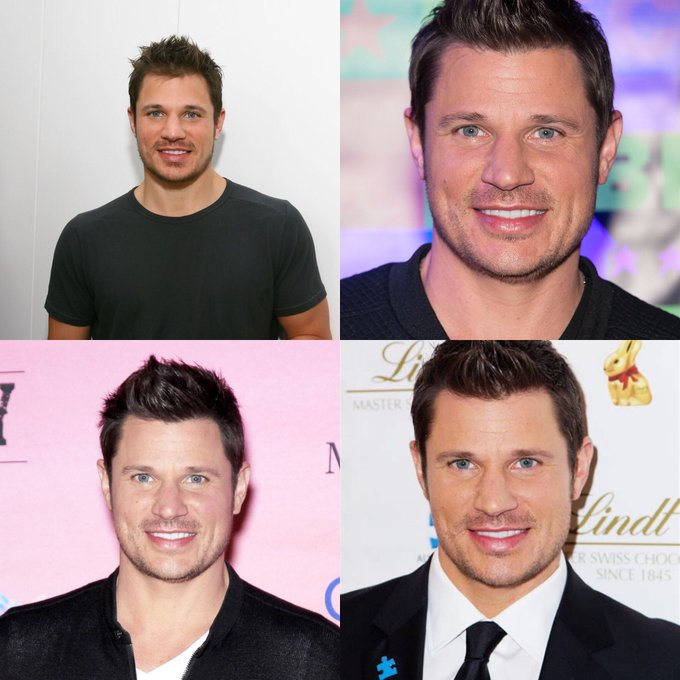 Happy 45 birthday to Nick Lachey..hope that he has a wonderful birthday.