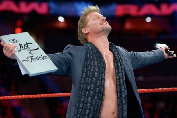 Happy Birthday to one of my all time favorite wrestlers, Chris Jericho!