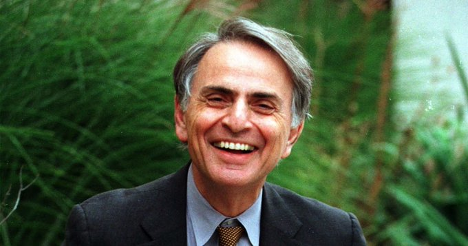 Happy Birthday to my favorite astronomer - Carl Sagan. Man, do I miss him.