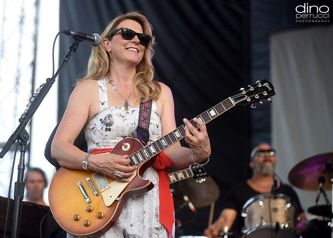 Happy Birthday Susan Tedeschi! Looking forward to your return to this January for FOUR nights!