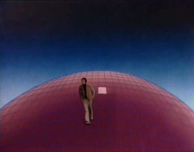Happy Birthday, Carl Sagan. via /r/VaporwaveAesthetics