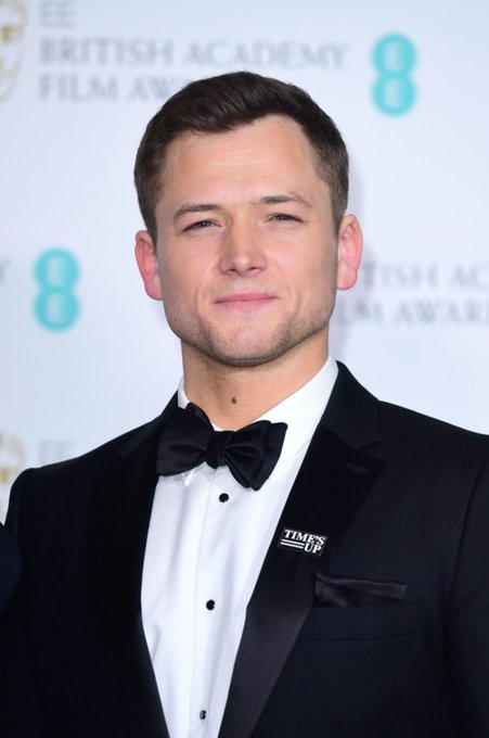 Happy Birthday To Taron Egerton!