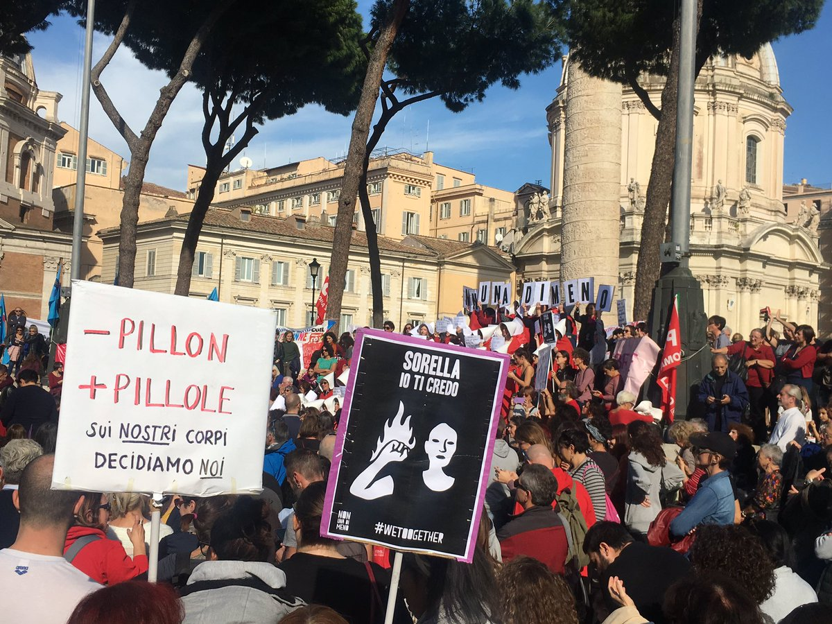 test Twitter Media - #10n #roma contro #DDLPillon #Nonunadimeno https://t.co/1UdJ9OGqfh