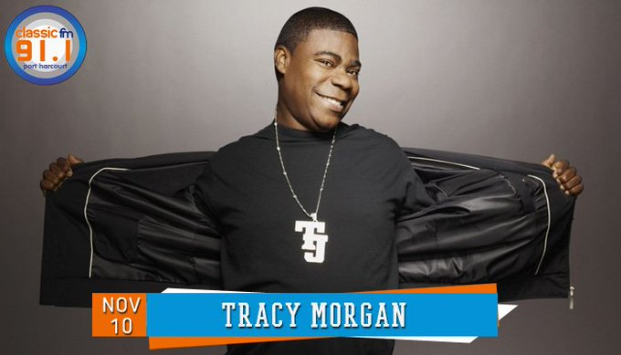 Happy birthday to actor and comedian, Tracy Morgan.