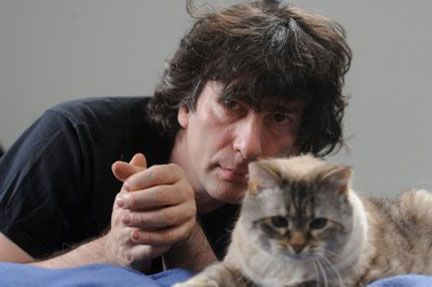 Happy Birthday Neil Gaiman