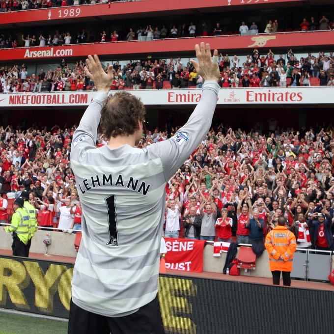 Happy birthday Jens Lehmann!