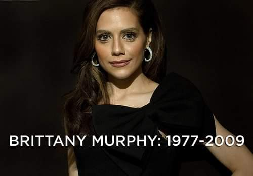 Tribute...Happy Birthday! actress Brittany Murphy.