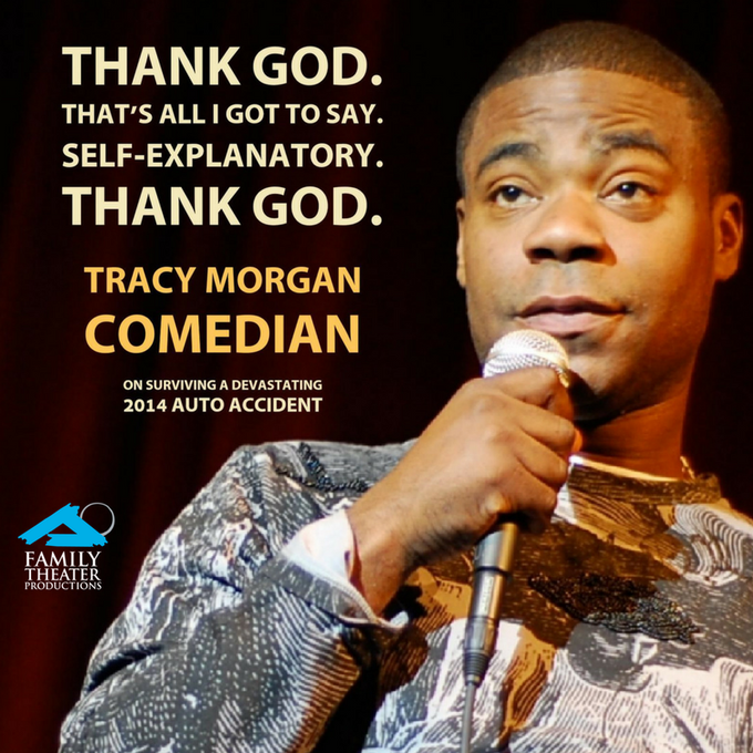 Happy Nov. 10 birthday to actor and comedian Tracy Morgan! ...