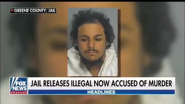 ICE slams a sanctuary county in New Jersey for releasing an illegal immigrant who is now charged with a triple homicide in Missouri