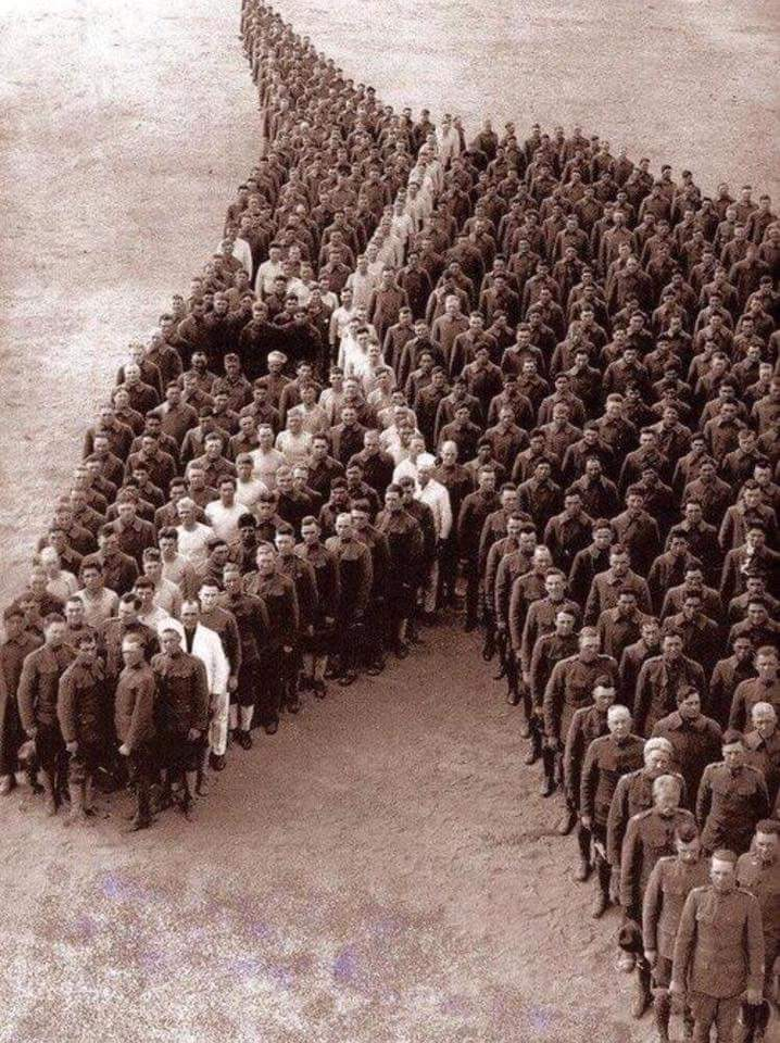 RT @TeamGBR: Remembering those who served our country ❤️🐴  #ArmisticeDay https://t.co/E6blKhkW5r