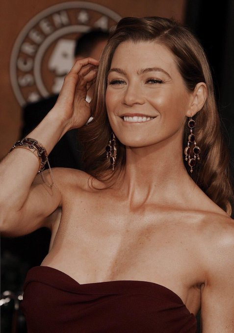 Happy birthday to this amazing woman, who has the most beautiful smile in the world, Ellen Pompeo!