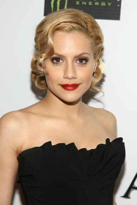 Her death still breaks my every day... Happy Birthday Brittany Murphy, our gorgeous angel