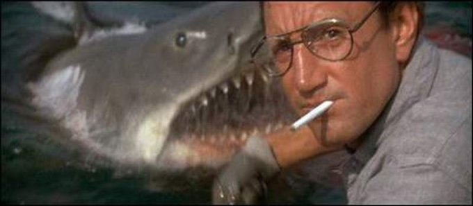Happy birthday to the late Roy Scheider, who gave us among others a timeless performance as Chief Brody in JAWS\!