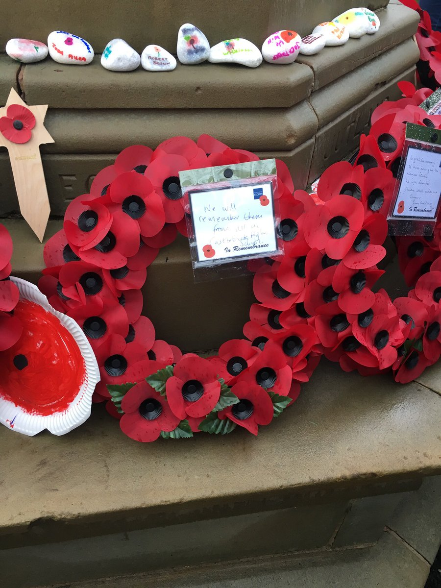 test Twitter Media - Thanks to all the learners who can to represent Castlebrook today at Unsworth Cenotaph #WeWillRemember https://t.co/SbUmuU2zD3