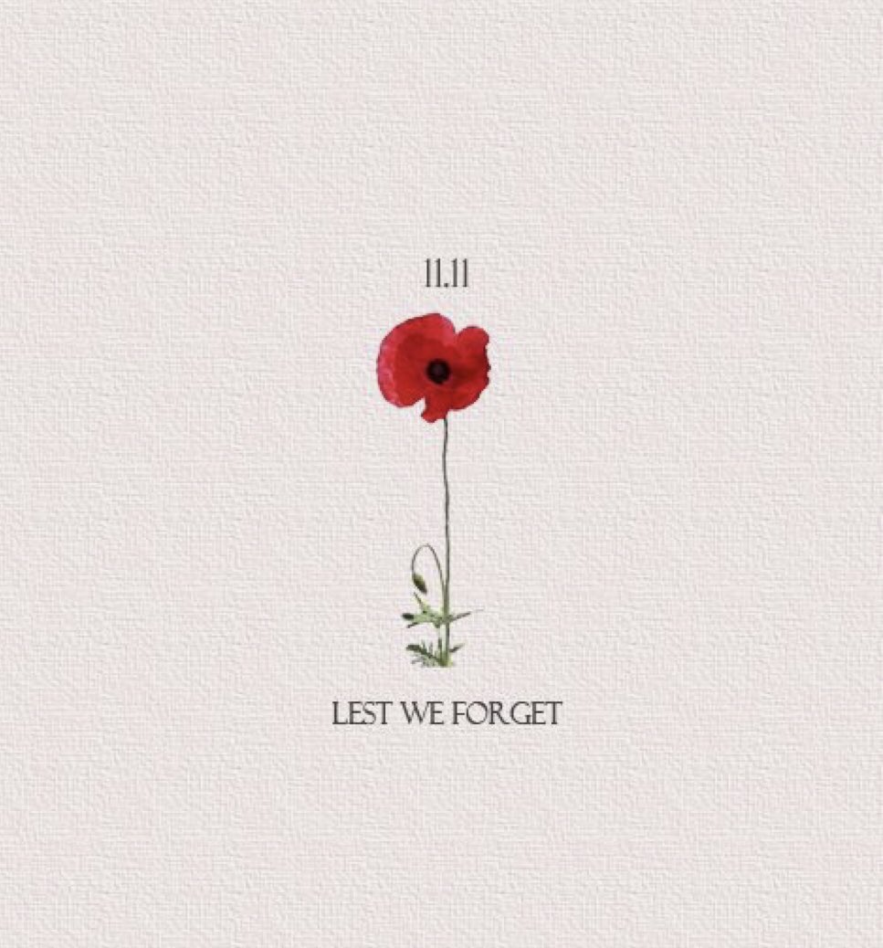 Always & forever. Remember them with love & let peace grow ❤️ https://t.co/MI9lV9bNpL