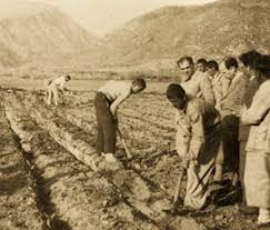 RT @koy_enstitusu: Hasan Âli Yücel, Köy Enstitülerinde uygulamalı tarım dersini denetliyor. https://t.co/1yawis5Xq8