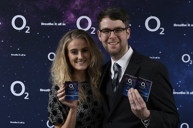 Great Coyle and Doyle snap from the #o2mediaawards2018 https://t.co/mmw5Dy7k5u