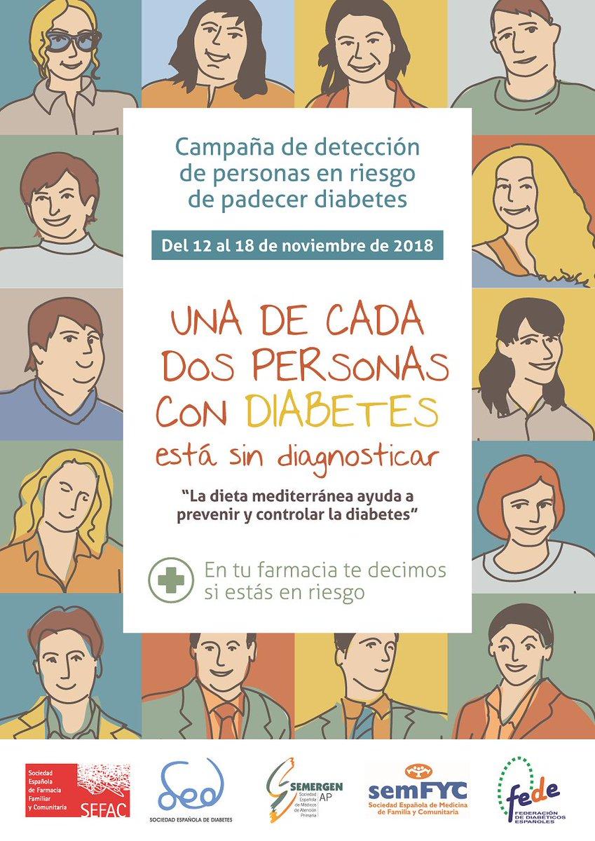 test Twitter Media - 📢 Col·legiat/da! Recorda que aquesta setmana es porta a terme la Campanya de SEFAC per detectar pacients diabètics no diagnosticats! @SEFAC_aldia Consulta com participar al següent enllaç 👇 https://t.co/RhOIXYB7Kr https://t.co/18yKrFCgej