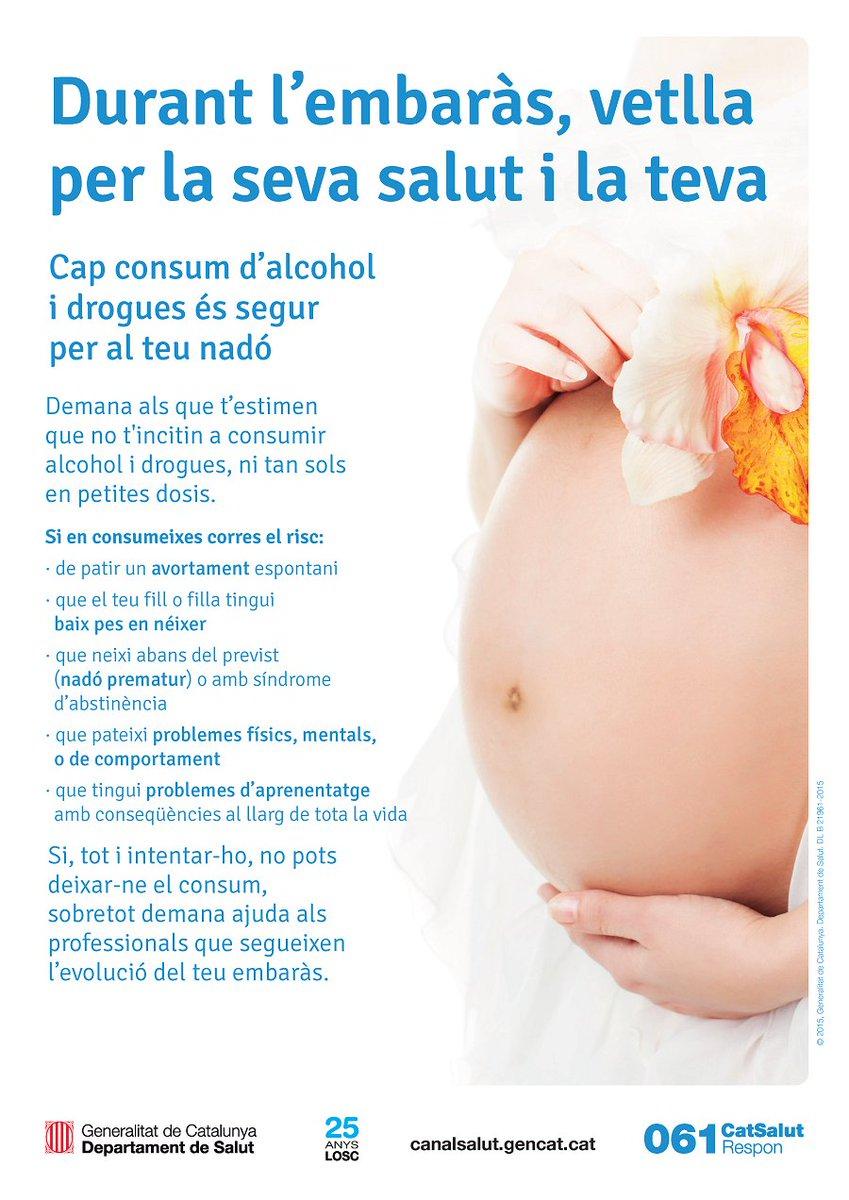 test Twitter Media - #Recorda, durant l'embaràs vetlla per la seva salut i per la teva. #alcohol #responsabilitatdetothom @salutcat https://t.co/u7LPROltrZ